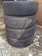 Michelin X-Ice North 2. Зимние, шипованные, 2013 год, износ: 20%, 4 шт