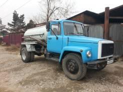 ГАЗ 3307. Продается ассенизатор , 4 250 куб. см.