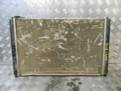 Радиатор охлаждения двигателя. Hafei Brio