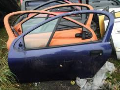 Дверь боковая. Opel Tigra