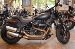Harley-Davidson Dyna Fat Bob. 1 868 куб. см., исправен, птс, без пробега