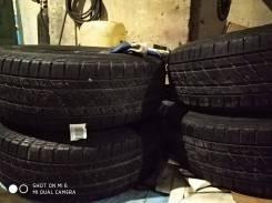 Комплект оригинальных колес Toyota SURF / Prado 265 / 70 R 16. x16 6x139.70 ET15