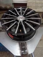 NZ Wheels SH647. 5.5x13, 4x98.00, ET35