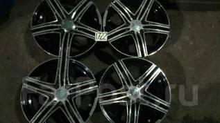 Комплект литых дисков Elbrus R 17 # 1722. 7.5x17, 5x114.30, ET45