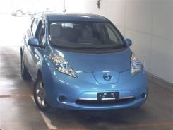 Nissan Leaf. вариатор, передний, 1.5 (109 л.с.), электричество, 80 тыс. км. Под заказ
