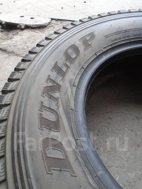 Dunlop SP LT 02. Всесезонные, 2012 год, износ: 5%, 1 шт