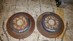 Диск тормозной. Toyota Celsior, UCF30, UCF31 Lexus LS430, UCF30 Двигатель 3UZFE