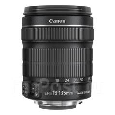 Продам Объектив Canon EF-S 18-135mm f/3.5-5.6 IS STM