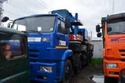 Галичанин КС-65715-1. Автокран 50 тонн, 12 321 куб. см., 50 000 кг., 41 м.