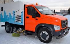 Кургандормаш ДС-C41R1. КО-C41R1 на шасси ГАЗ-C41R13 вакуумная подметально-уборочная (пылесос), 4 750 куб. см.