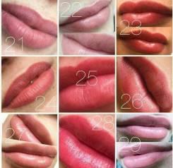 Перманентный макияж губ ! Акция ! за 3000 до конца месяца !