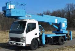 Aichi SK22A. Продам Японскую автовышку 23метра, 3 600 куб. см., 23 м.