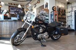 Harley-Davidson Sportster Superlow 1200T XL1200T. 1 202 куб. см., исправен, птс, без пробега