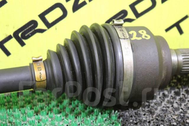 Привод передний, правый Mazda 3 BK 28/26 A/T под гайkу. Mazda Training Car, BK5P Mazda Mazda3, BK Mazda Axela, BK3P, BK5P, BKEP Двигатели: MZR, MZR16L...