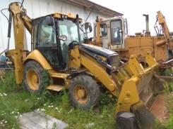Caterpillar 428E. Экскаватор-погрузчик CAT 428E. Под заказ