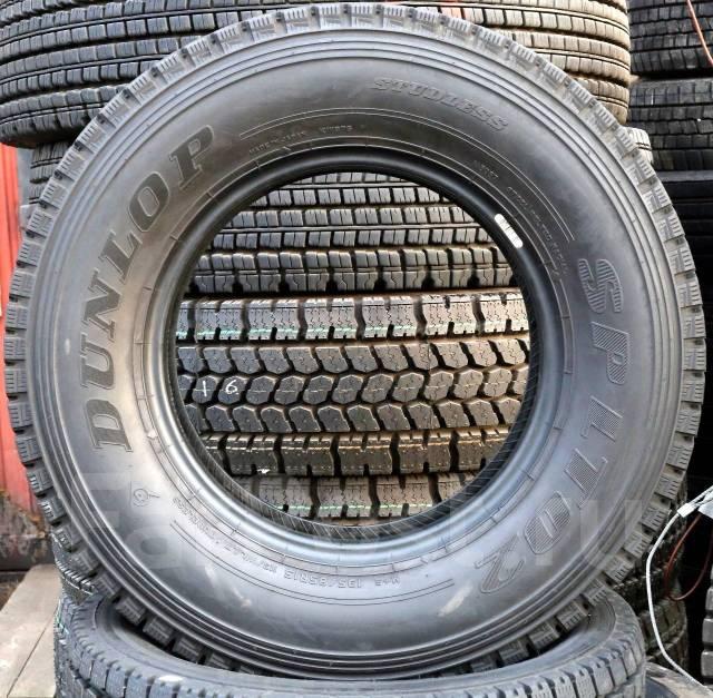 Dunlop SP LT. Всесезонные, 2014 год, 5%, 1 шт