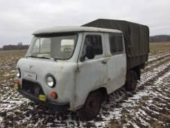 УАЗ 39094 Фермер. Продам УАЗ Фермер, 2 000 куб. см., 1 000 кг.