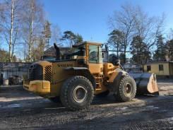 Volvo L120E. Фронтальный погрузчик , 11 000 куб. см., 8 000 кг.