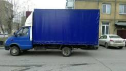 ГАЗ 33022. Газель 3302, 2 700 куб. см., 1 500 кг.