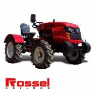 Rossel. Трактор мини-трактор 184D с блок. диф, 1 100 куб. см.
