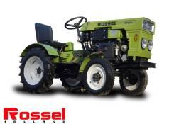 Rossel. Трактор мини-трактор 184D green, 750 куб. см.