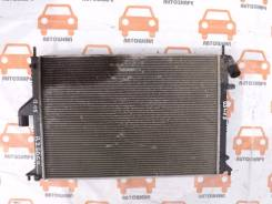 Радиатор охлаждения двигателя. Renault Sandero Renault Duster Renault Logan Двигатели: F4R, K9K, K4M, K7M, D4F, K7J