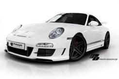 Обвес кузова аэродинамический. Porsche 911. Под заказ