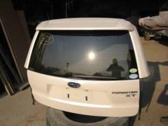 Дверь багажника. Subaru Forester, SH9, SHM, SH, SH5, SHJ, SH9L