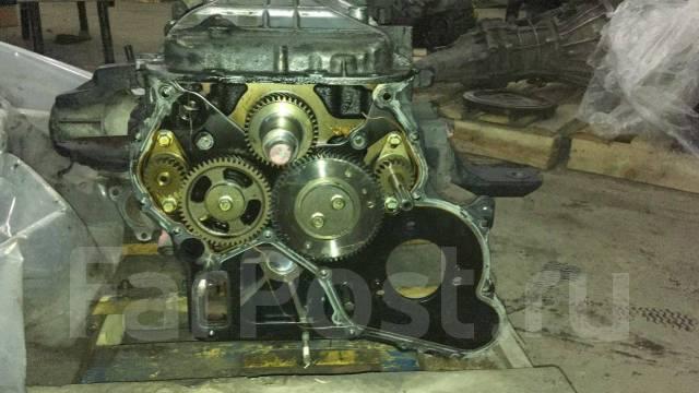 Блок цилиндров. Nissan Patrol, Y61 Двигатель ZD30DDTI