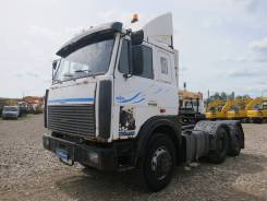 МАЗ 6422. - седельный тягач 2005г. в, 14 860 куб. см., 15 000 кг.
