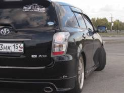 Обвес кузова аэродинамический. Toyota Corolla Fielder, ZRE142, NZE141, NZE141G