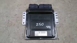Блок управления двс. Nissan Murano, Z50 Двигатель VQ35DE