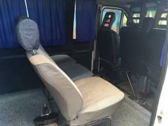 Citroen Jumper. Микроавтобус грузопассажирский, 2 500 куб. см., 8 мест