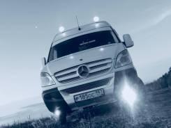 Mercedes-Benz Sprinter. Продам мерседес спринтер пассажирский 20 мест 2011г/в, 2 200 куб. см., 20 мест