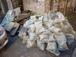 Вывоз мусора недорого дешево от 10 кг до 6 тонн от 400 руб.