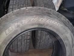 Bridgestone Blizzak DM-V1. Зимние, без шипов, износ: 50%, 3 шт