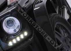 Ободок фары. Mercedes-Benz G-Class, W463