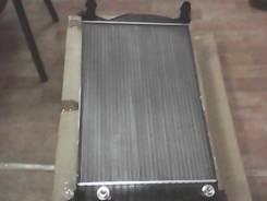 Радиатор охлаждения двигателя. Audi A4, B6