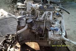 Двигатель в сборе. Toyota Lite Ace, YM40, YM40G Двигатель 3YU
