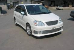 Бампер. Toyota Nadia