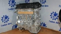 Двигатель в сборе. Hyundai Solaris Hyundai Accent Kia Rio Двигатель G4FA