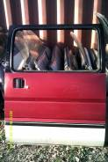 Дверь сдвижная. Nissan Vanette, KMGNC22, KMJNC22, KMGC22