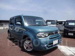 Nissan Cube. автомат, передний, 1.5, бензин, 54 200тыс. км, б/п, нет птс. Под заказ