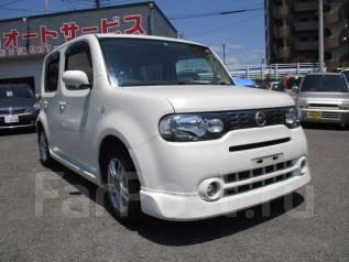 Nissan Cube. автомат, передний, 1.5, бензин, 50 000тыс. км, б/п, нет птс. Под заказ