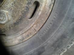 Bridgestone M723. Всесезонные, 2011 год, 20%, 4 шт