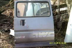 Дверь сдвижная. Toyota Lite Ace, YM41, YM40G, YM40 Двигатели: 3YU, 3YC