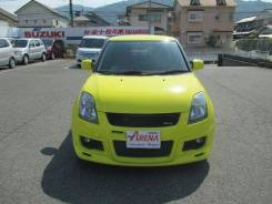 Suzuki Swift. механика, передний, 1.6, бензин, 42 000 тыс. км, б/п, нет птс. Под заказ