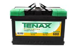 Tenax. 74 А.ч., Обратная (левое), производство Европа