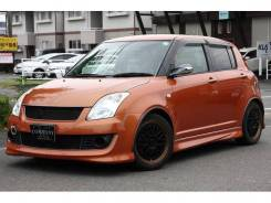 Suzuki Swift. механика, передний, 1.3, бензин, 35 000 тыс. км, б/п, нет птс. Под заказ