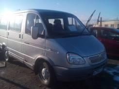 ГАЗ 2217 Баргузин. Продается Газ Соболь Баргузин, 2 400 куб. см., 10 мест